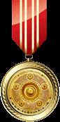 مدال طلا